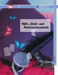 Prym Näh-, Stick- und Patchworkzubehör