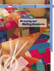 Measuring and Marking Accessories - Monna lisa