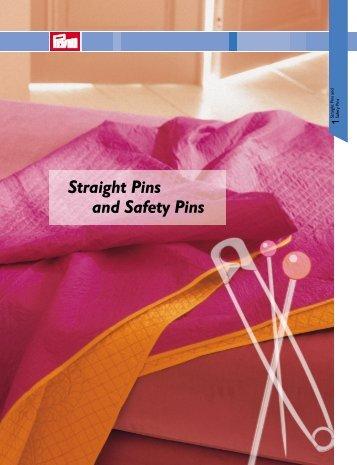Prym Straight Pins