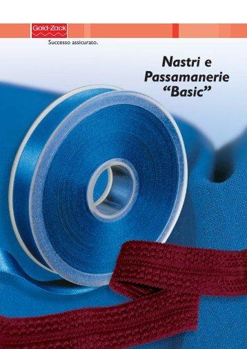 Nastri e Passamanerie - Prym Consumer