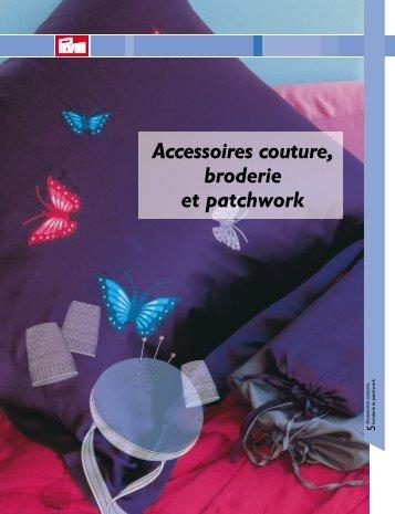 Prym Accessoires couture, broderie et patchwork