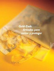 Gold-Zack Artículos para cuidar y proteger