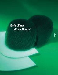 Gold-Zack Aides Renov