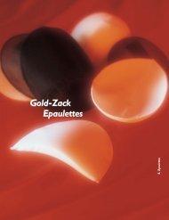 Gold-Zack Epaulettes
