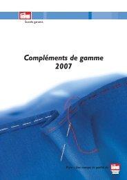 Prym Compléments de gamme 2007 - Prym Consumer
