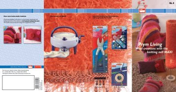 Prym Living - Knitandsew.co.uk