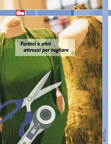 Forbici e altri attrezzi per tagliare