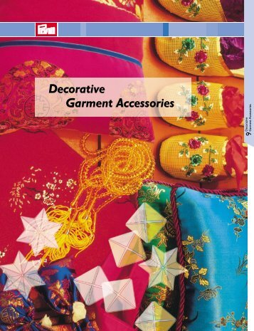 Prym Basic--No.9 Decorative Garment Accessories