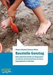 Baustelle Ganztag - Sachsen