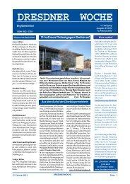 ausgabe 2013-02-13.pdf - Dresden-Report