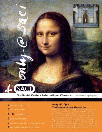 newsletter no. 42 - Studio Art Centers International