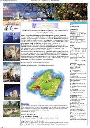 Mallorca - eine Fahrradreis... - Sackmann Fahrradreisen