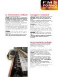 FMS Single-layer roller kiln - Sacmi - Page 7
