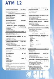 ATM 12 - Catalogo - Sacmi