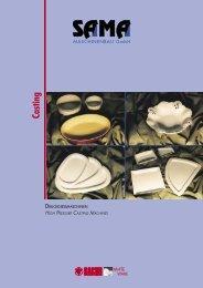 DRUCKGIESSMASCHINEN - Katalog - Sama