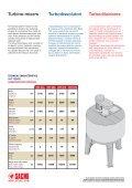 turbine-mixers turbodissolutori turbodiluidores - Sacmi - Page 2