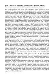 Complete text - Sacmi
