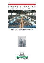 Anode Baking Furnace - Riedhammer