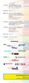 Programma e iscrizione al convegno - Sacmi - Page 4