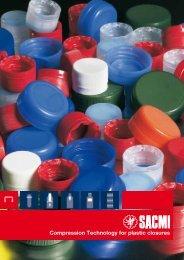 Compression Technology for plastic closures - Sacmi