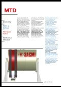 ceramics, better. DISCONTINUOUS MILLS MULINI ... - Sacmi - Page 2