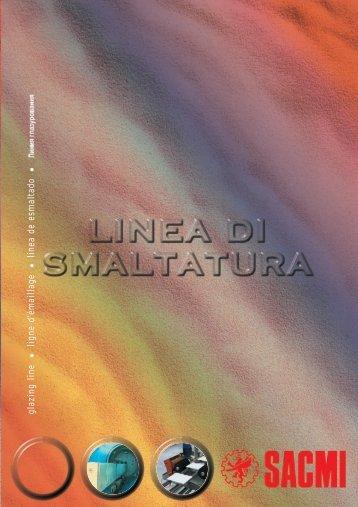 Linea di smaltatura - Catalogo tecnico - Sacmi