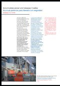 HYDRAULIC PRESS SERIES 2000 PRENSAS ... - Sacmi - Page 4