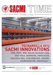 TECNARGILLA 2012 - Sacmi