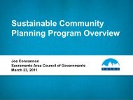 Achieving Complete Communities & How We Get There - sacog