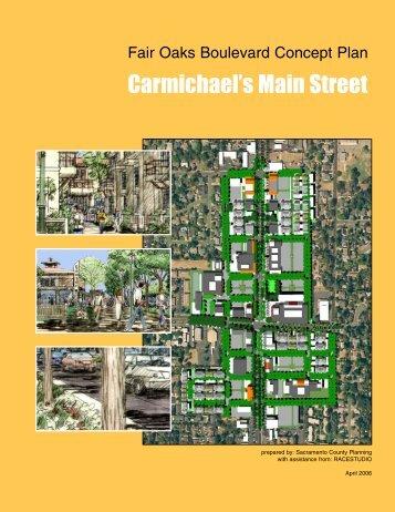 Carmichael's Main Street - sacog