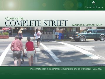 Crossing the Complete Street - sacog