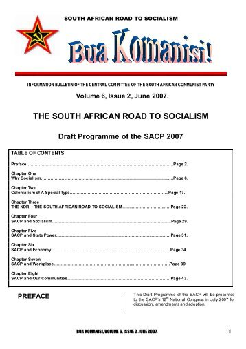 Page 1-19 - South African Communist Party