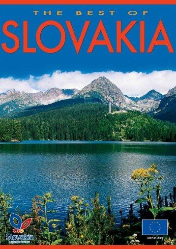 THE BEST OF SLOVAKIA - SACR