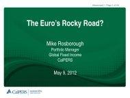 European Market: The Euro's Rocky Road - sacrs