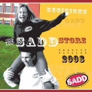 2008 - SADD