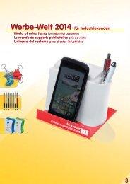 Werbe-Welt 2014