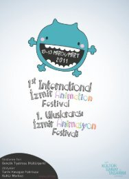 İzmir Animasyon Festivali Kapanış Raporu - Sadibey