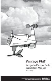 Integrated Sensor Suite Installation Manual