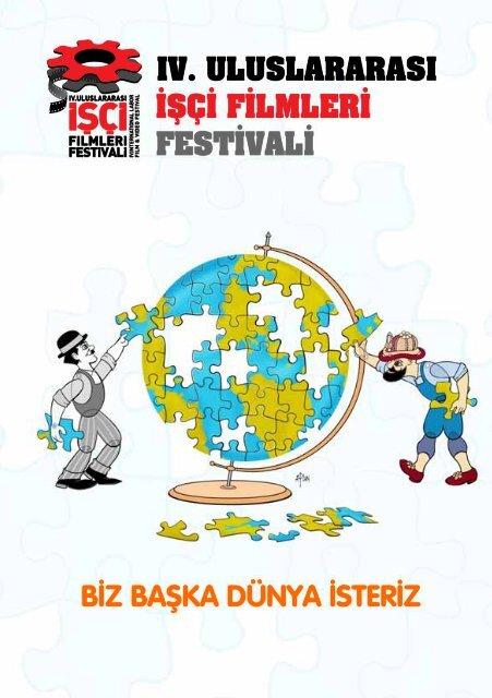 Biz Başka Dünya İsteriz (Festival Kitabı) - Sadibey