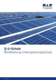 Broschüre Q-U-Schutz - SAE IT-systems
