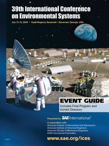 Print the on-site event guide - SAE