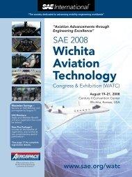 Wichita Aviation Technology - SAE International