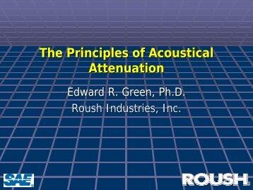 Title of Presentation - SAE