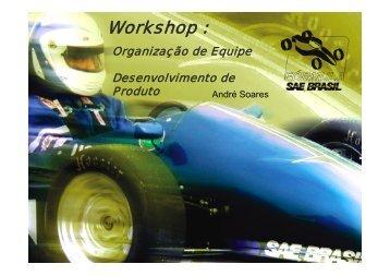 Workshop : - SAE Brasil