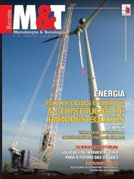 a consTrução de parques eólicos - SAE Brasil