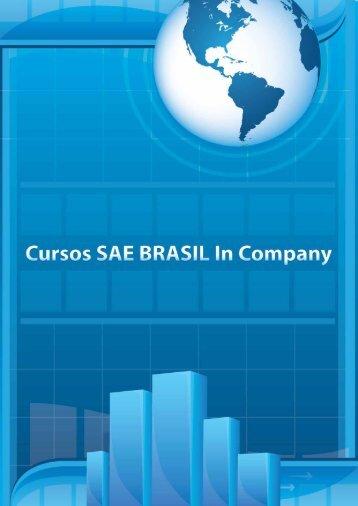 cursos in company - SAE Brasil
