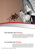 Premium design. Premium pleasure. The Saeco Primea Line. - Page 4