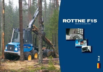 ROTTNE F15 - Koop Fahrzeugbau GmbH