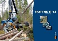 ROTTNE H-14 - Koop Fahrzeugbau GmbH