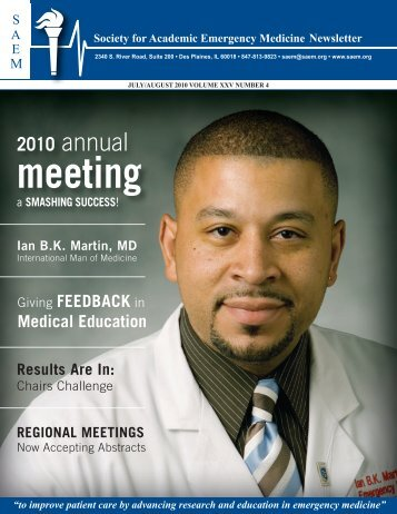 meeting - The Society for Academic Emergency Medicine